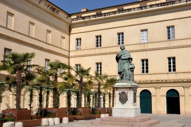 Palais Fesch, Ajaccio, Corse