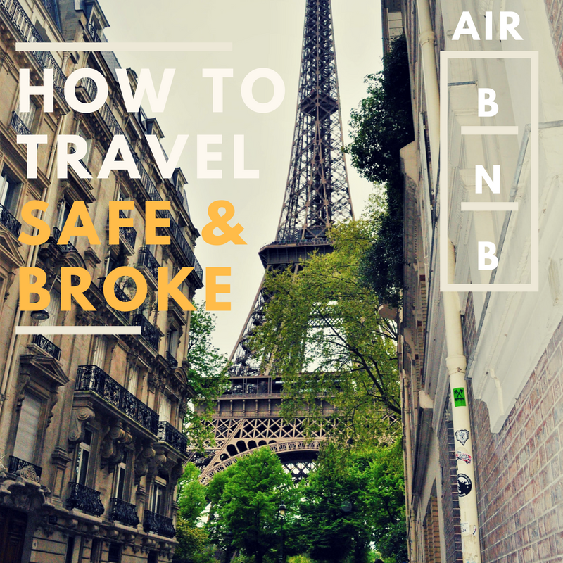 How to Use Airbnb – The SAFE Way